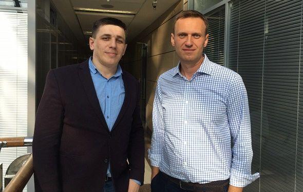 Сторонника Навального Боровикова посадили на 2,5 года за репост клипа Rammstein, сделанный в 2014 году