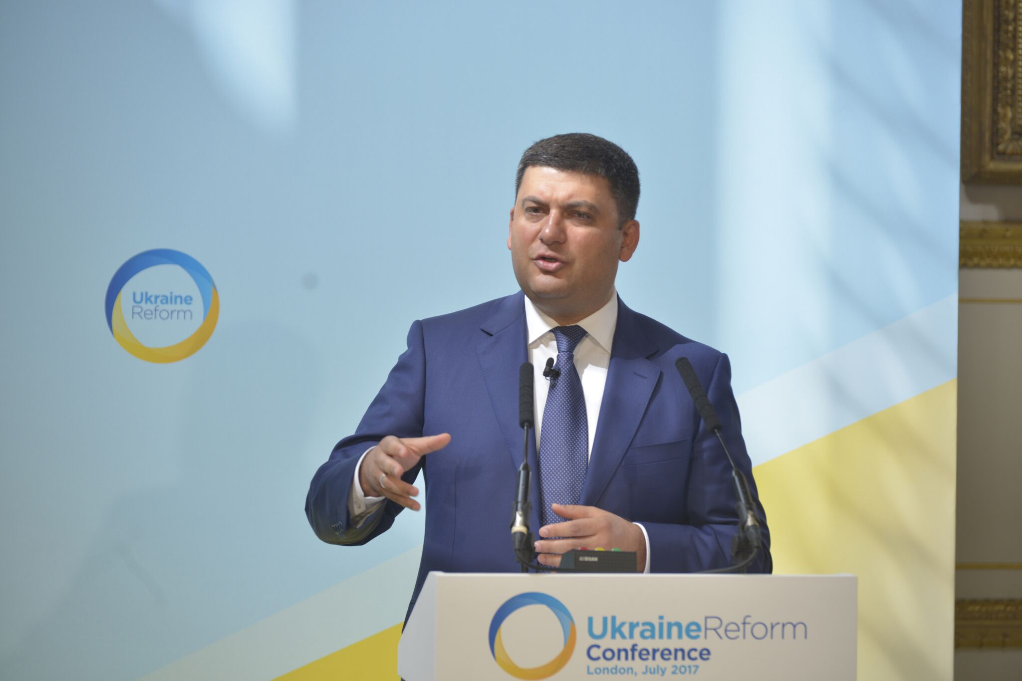Гройсман раскрыл свое отношение к украинским судам