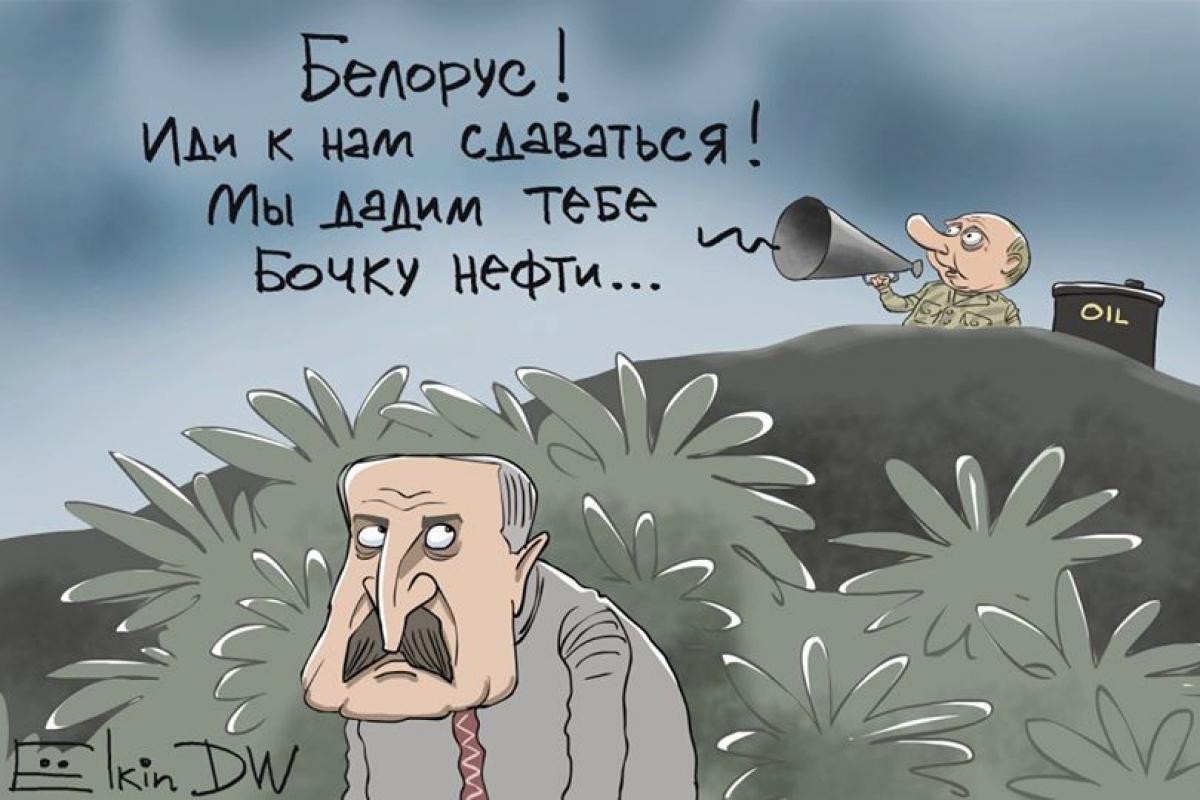 """Названа причина """"нефтяной войны"""" России и Беларуси: """"Путину невтерпеж"""""""