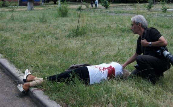 Минздрав: За время проведения АТО в Донбассе погибло 478 мирных граждан