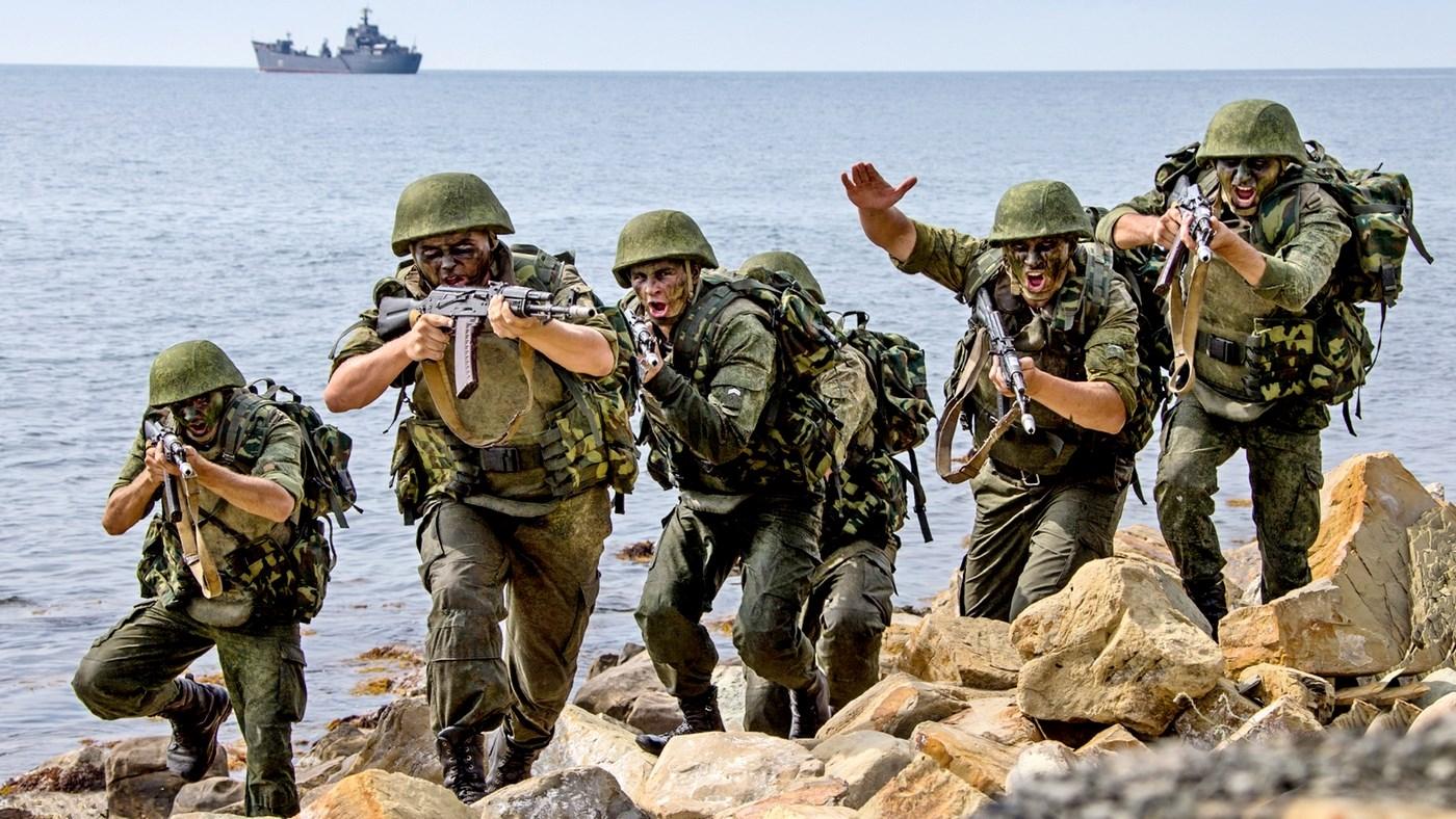 Российские десантники выступили против войны с Украиной
