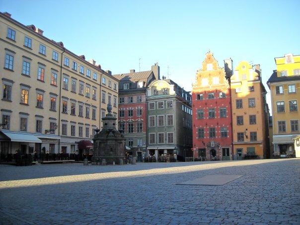 В Стокгольме прогремел сильнейший взрыв: в домах вылетели стекла