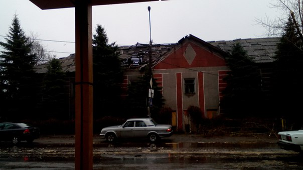 Обстрел Макеевки: снаряды попали в детский сад и жилые дома, есть пострадавшие