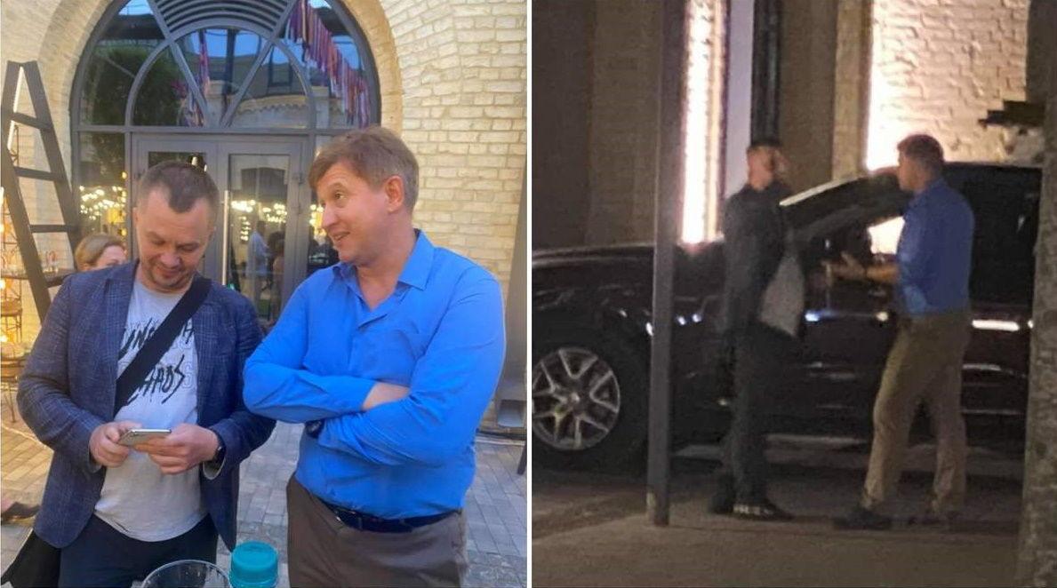 """Милованов """"простил"""" Данилюка после драки: """"Он все равно нормальный человек"""""""