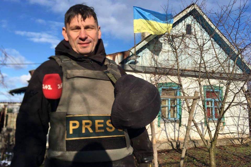 """Цаплиенко ответил Козаку на угрозы: """"Наши парни обещали устроить врагу ад"""""""