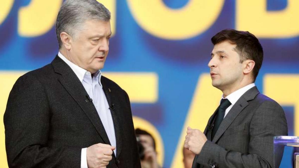 """Порошенко бросил новый вызов Зеленскому: """"Вы и Ваше окружение разворовали деньги"""""""