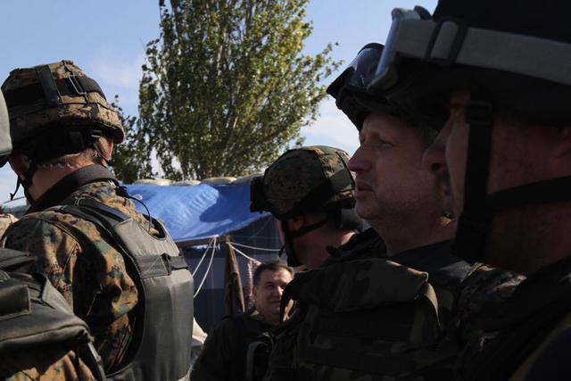 Турчинов назвал сроки, за которые Украина может выбить оккупационную армию с территории Донбасса