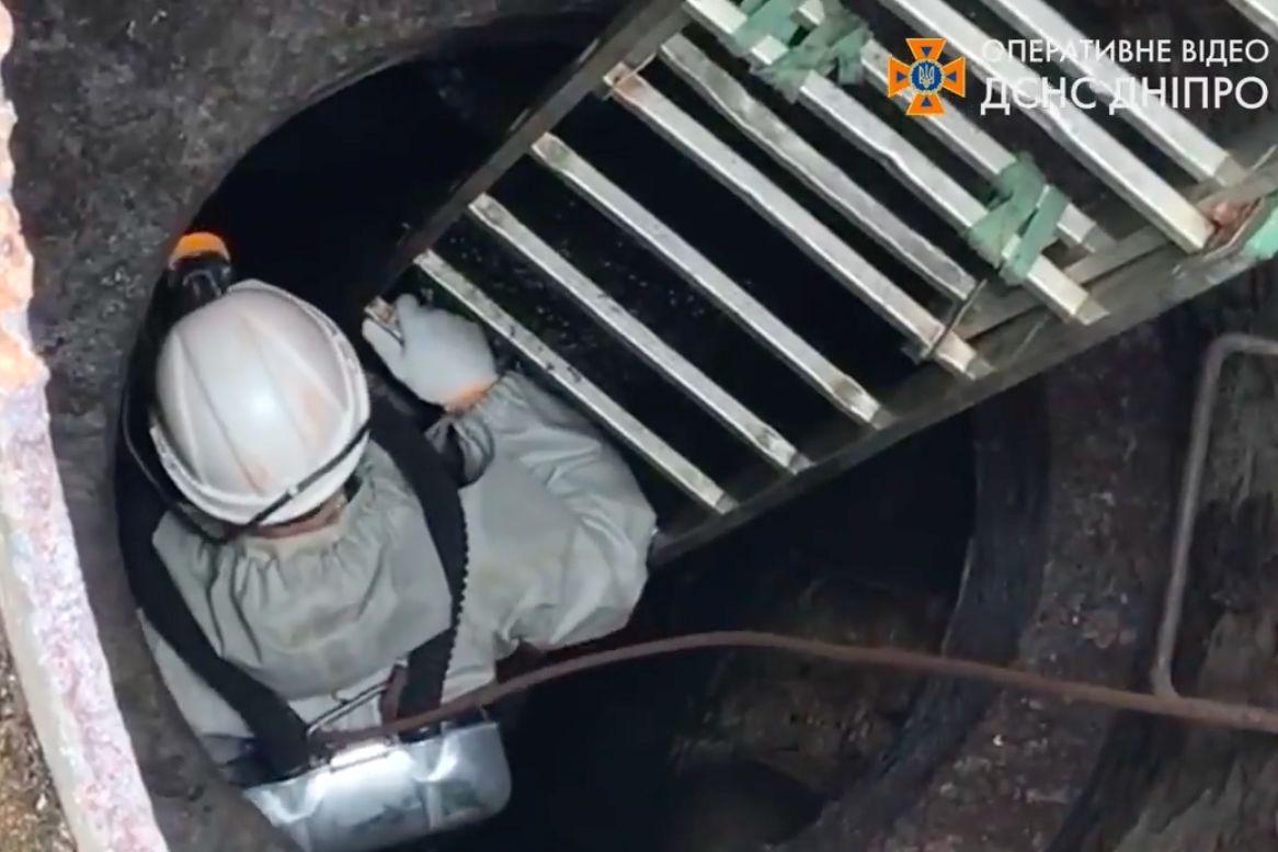 Затянуло в насос: в Кривом Роге в канализации погибли трое мужчин