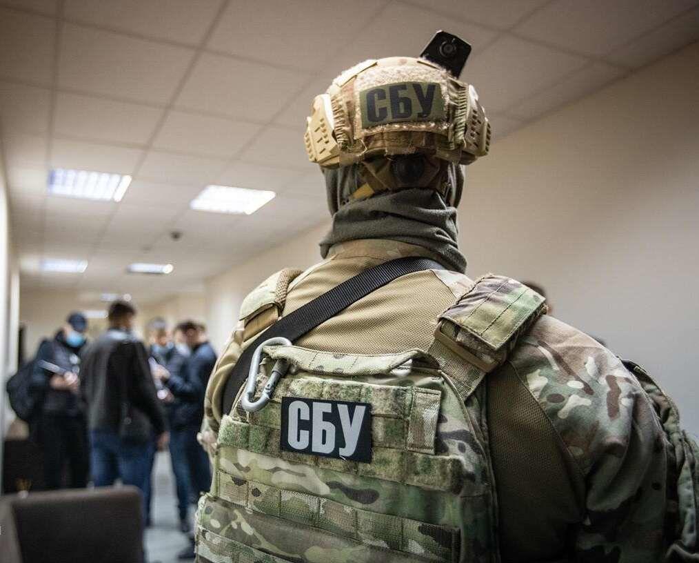 Путин, сепаратизм, государственная измена: СБУ нагрянули с обысками в офис организации Медведчука