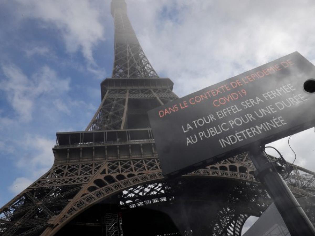 Число заболевших COVID-19 во Франции приближается к 113 тысячам - введен въезд  по спецразрешениям