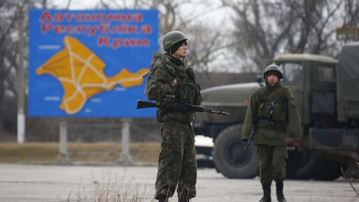 """Портников: """"Теперь понятно, зачем России нужен был Крым?"""""""