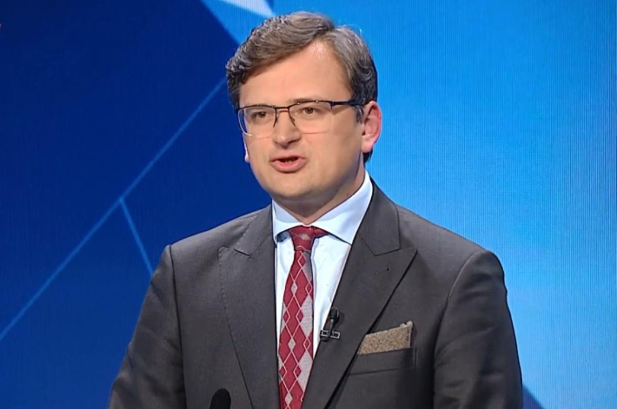 Кулеба пояснил, на какие компромиссы не готова пойти Украина по Донбассу