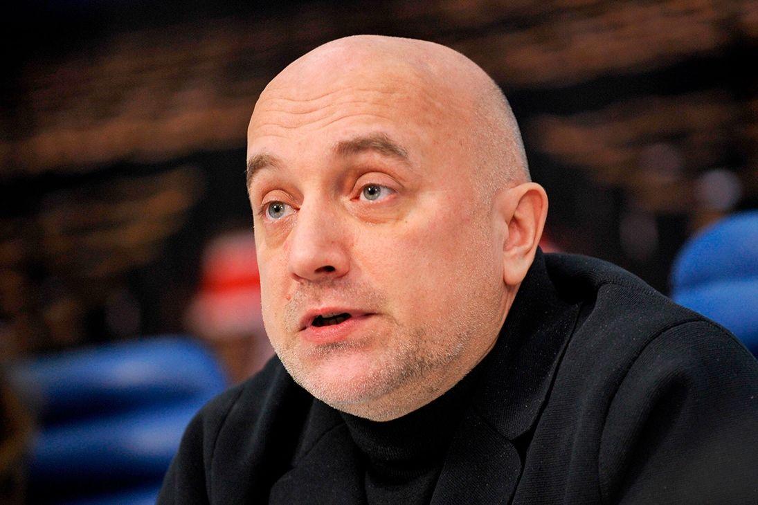 """""""Из-за зубцов кремлевской стены"""", - Прилепин сделал признание о Донбассе, РФ начинает войну"""