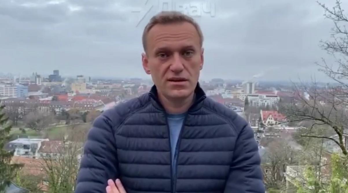 """Навальный объявил о возвращении в Россию 17 января: """"Сейчас Путин кричит на весь свой бункер"""""""