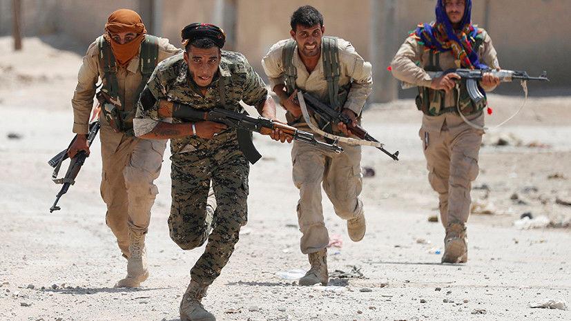 Армия РФ и Асада переброшены в зону мощных боев в Сирии – курды накрыли шквальным огнем