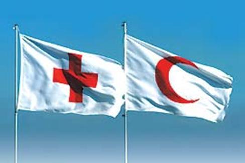 МИД Украины: логистикой доставок гуманитарных грузов в зону АТО займется Красный Крест