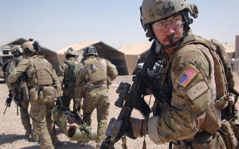 """США с союзниками """"задали жару"""" террористам в Сирии: Ракка уже на 30% освобождена от """"Исламского государства"""""""