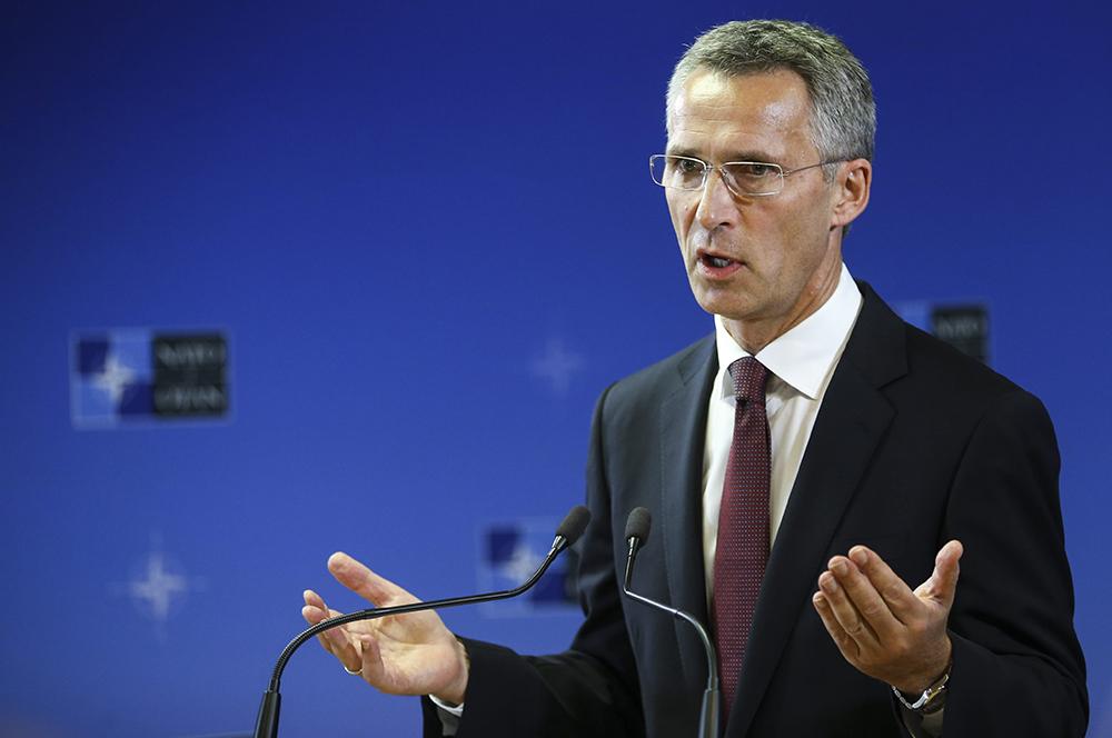 """Генсек НАТО: ситуация в Донбассе критическая, в борьбе с боевиками необходимо использовать """"все имеющиеся инструменты"""""""