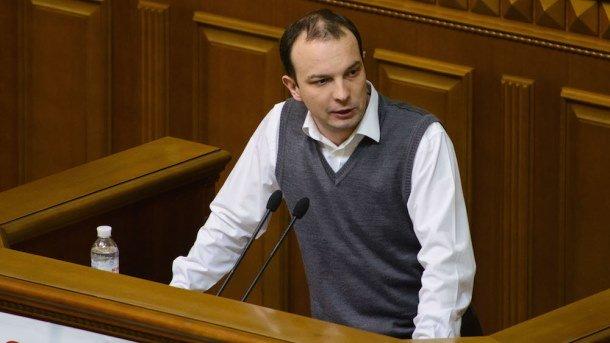 """""""Хочу облить кислотой ваших детей"""", - нардеп Соболев зачитал отрывок из письма, который накануне получила его семья, - неизвестные выдвинули ряд требований. Кадры"""