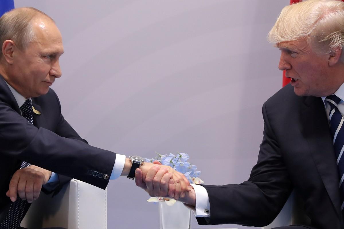 Трамп, Путин, G20, Большая двадцатка, Санкции, Экономика, Россия, РФ, Гамбург, Германия, санкции в отношении России
