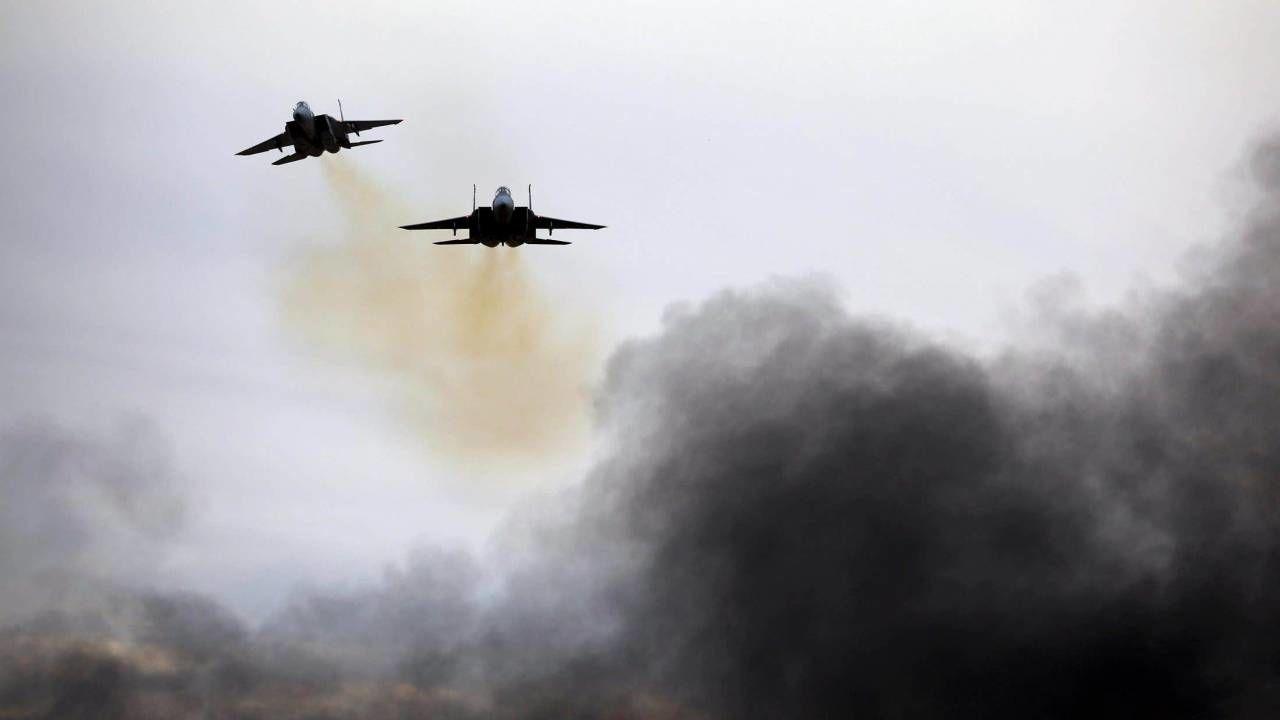 """Израиль нанес очередной удар по """"проекту метро"""" ХАМАС и ликвидировал военный склад в доме экс-министра сектора Газа"""
