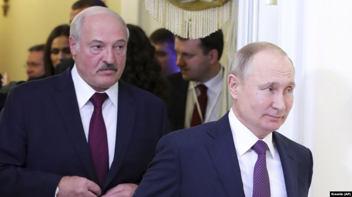 """""""Сверхдержавный"""" план Путина по поглощению Беларуси провалился: Лукашенко ответил """"нет"""" - Bloomberg"""