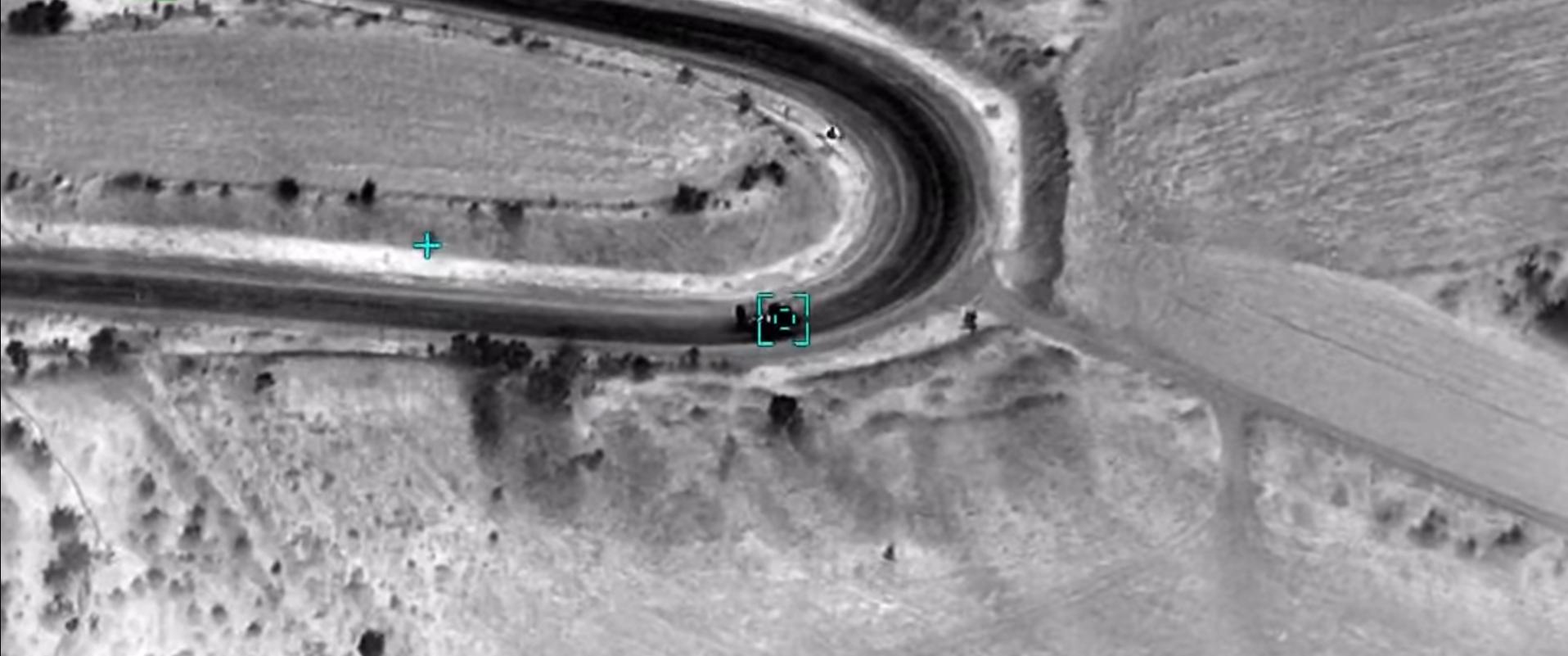 БПЛА Азербайджана громят технику Армении в Карабахе - кадры облетели Сеть
