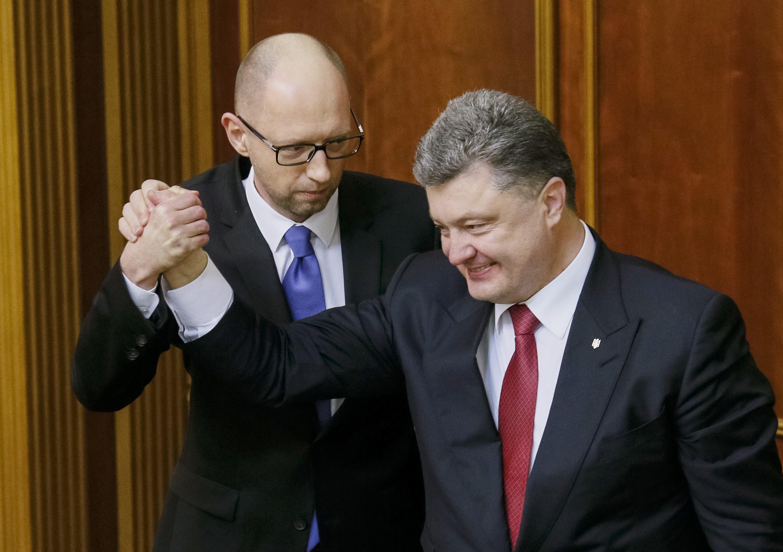 Следующим Премьер-министром Украины станет Пётр Порошенко - Антон Геращенко