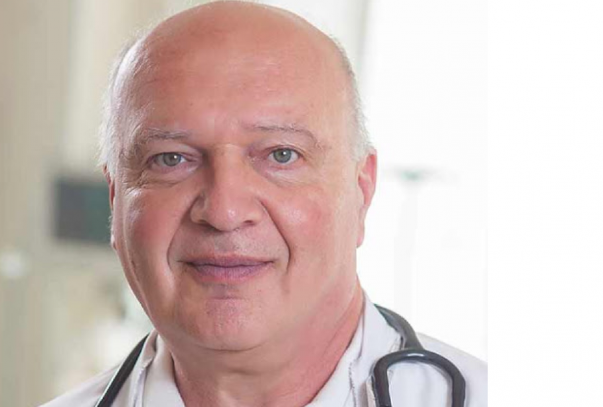 В Киеве коронавирус унес жизнь Феликса Глумчера, врача-реаниматолога с 50-летним стажем