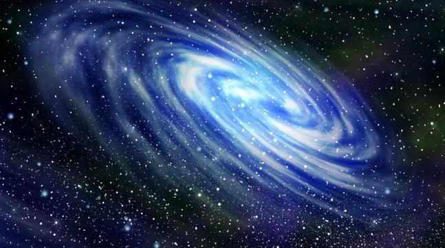 """Ученые нашли загадочную """"галактику Х"""""""