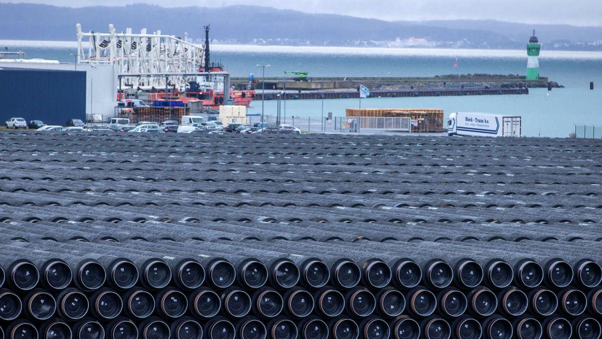 """Nord Stream 2 AG назвала дату заполнения """"Северного потока - 2"""" газом"""