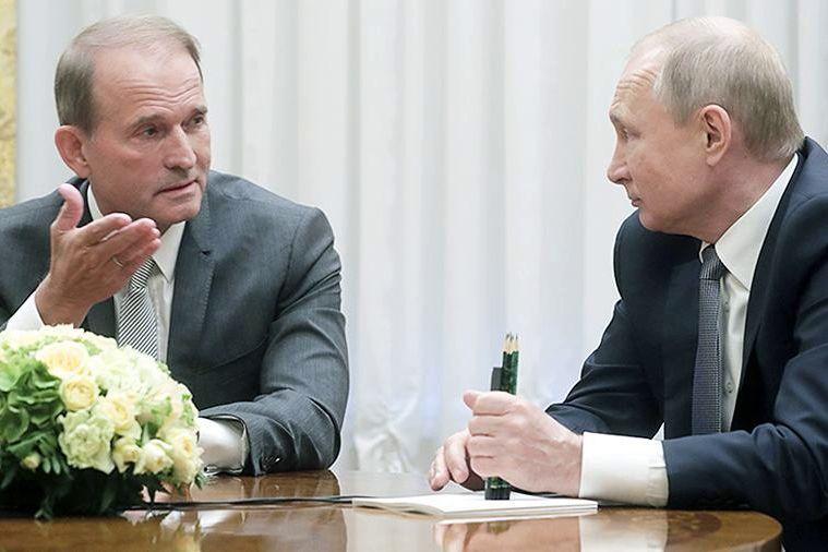 """Бутусов: """"После слов Путина нужно срочно переводить Медведчука под стражу"""""""