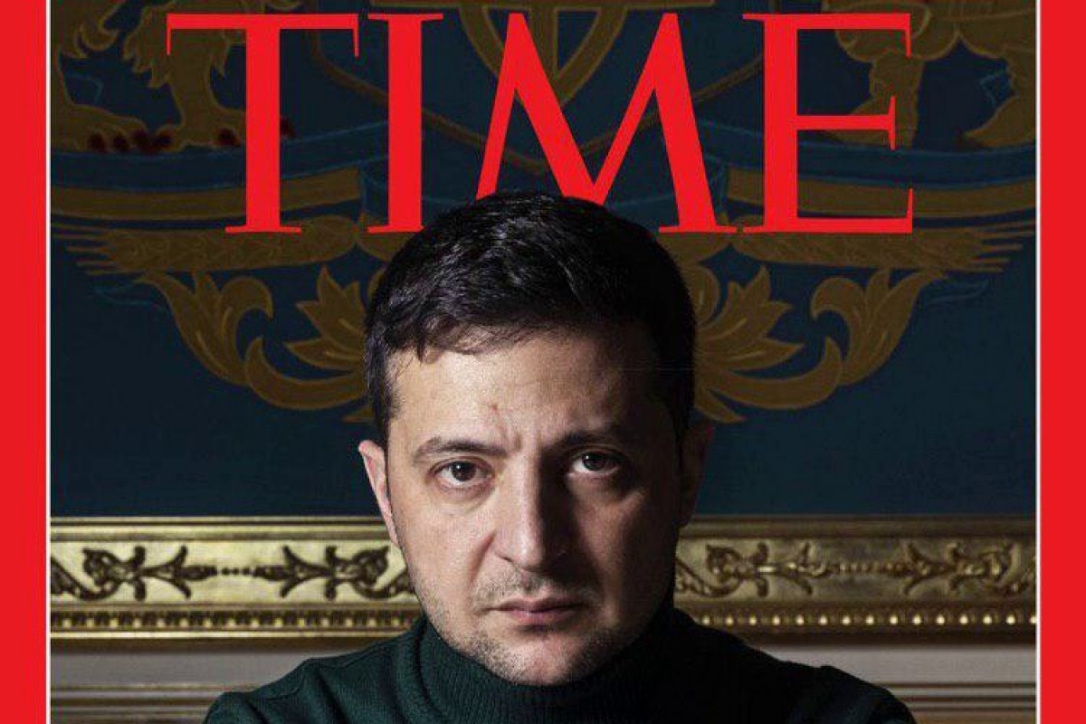украина, time, зеленский, журнал, обложка, соцсети