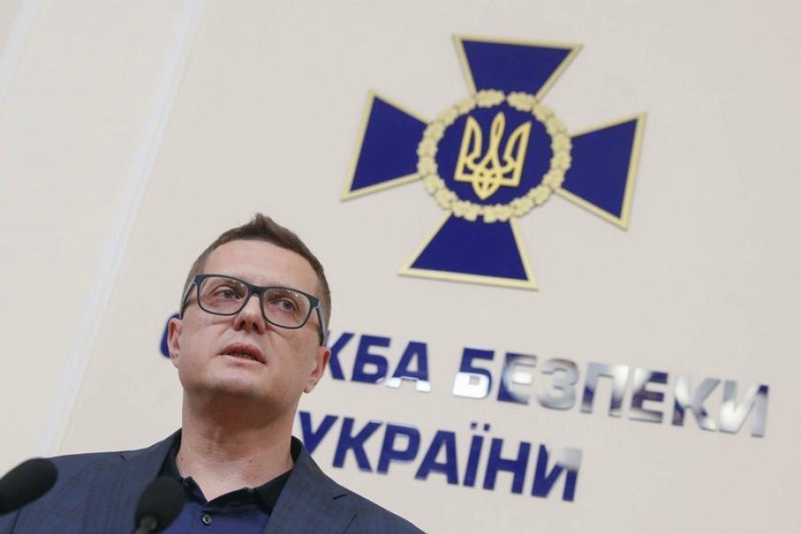 баканов, сбу, лазаренко, зеленский, скандал
