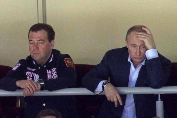 """Путин согласен на радикальные перемены: Россию ждет реформа власти """"по-Медведевски"""""""