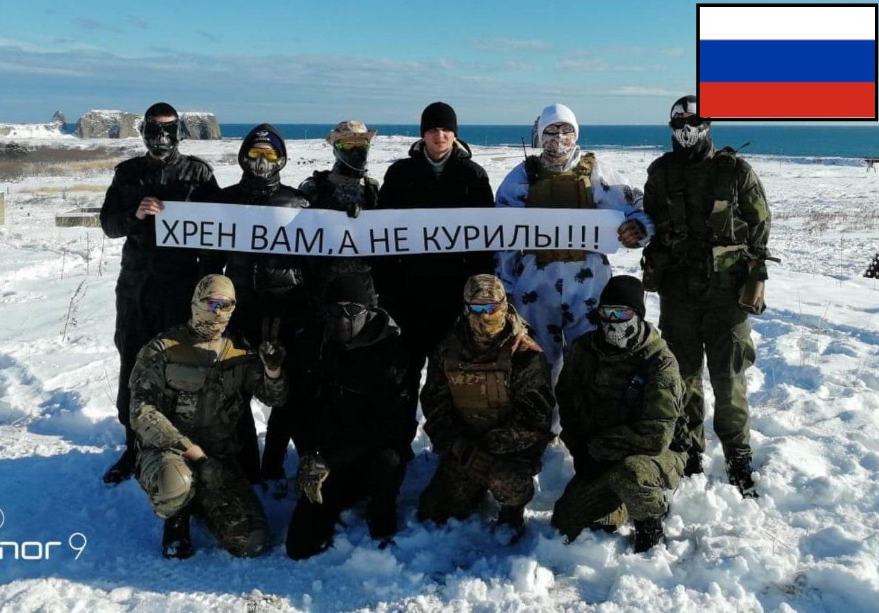 """Россияне угрожают Путину вооруженным восстанием: передача Курил Японии может """"взорвать"""" Россию изнутри"""