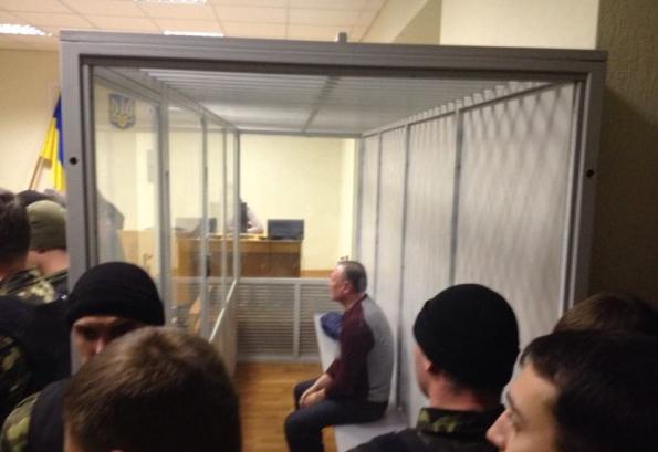 Украина, политика, партия регионов, Ефремово, суд, ГПУ