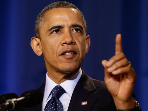 Обама: США продолжит поддержку Украины