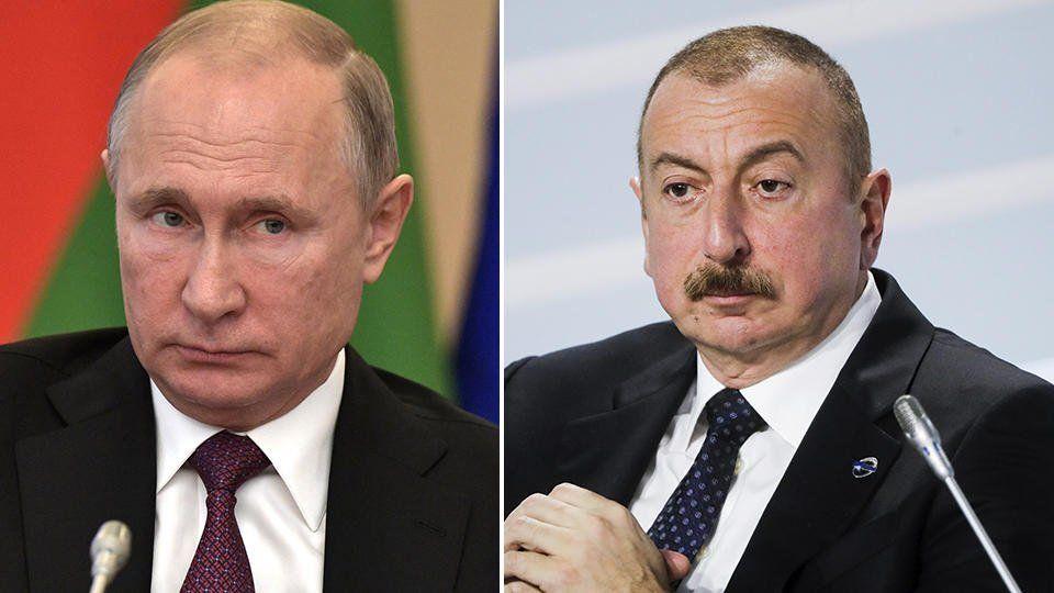 """Алиев после ЧП в Карабахе сделал резкое заявление в адрес России: """"Мы ждем официального разъяснения"""""""