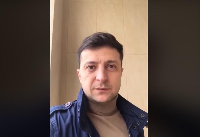 """""""Вова, ты не понял, за тобой бегает не Президент, за тобой бегает народ"""", - украинцы ответили на видеообращение Зеленского"""