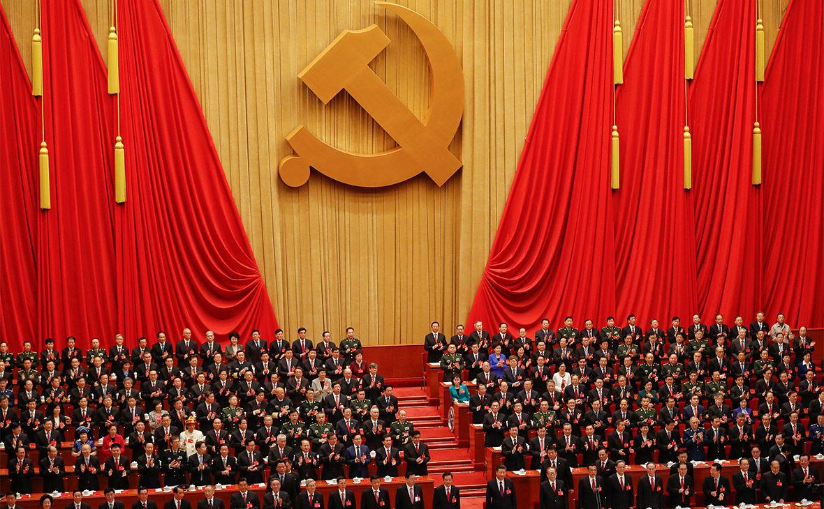 """В """"Слуге народа"""" раскрыли, что их связывает с Коммунистической партией Китая"""