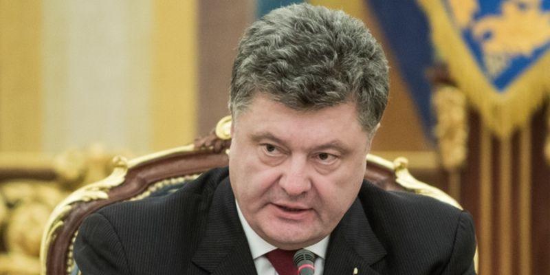 """Петр Порошенко наложил вето на """"безвизовый"""" закон и внес в него ряд поправок"""