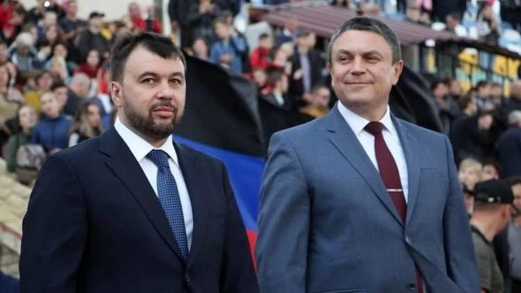 """Главари """"ДНР"""" и """"ЛНР"""" зовут Зеленского на Донбасс и ждут от него ответа"""
