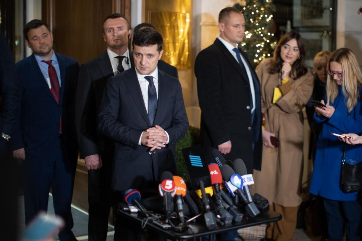 Зеленский о продлении закона про особый статус Донбасса на 10 лет