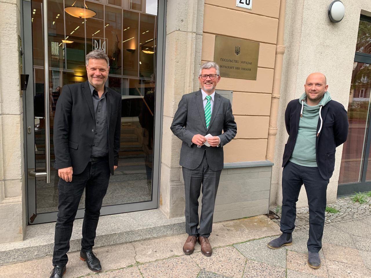 Габек из Партии зеленых Германии едет в Киев: журналист Соловей объяснил, почему этот визит так важен