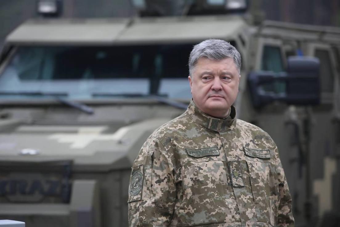Новый путь возвращения Донбасса: стали известны подробности закона Порошенко об отмене АТО