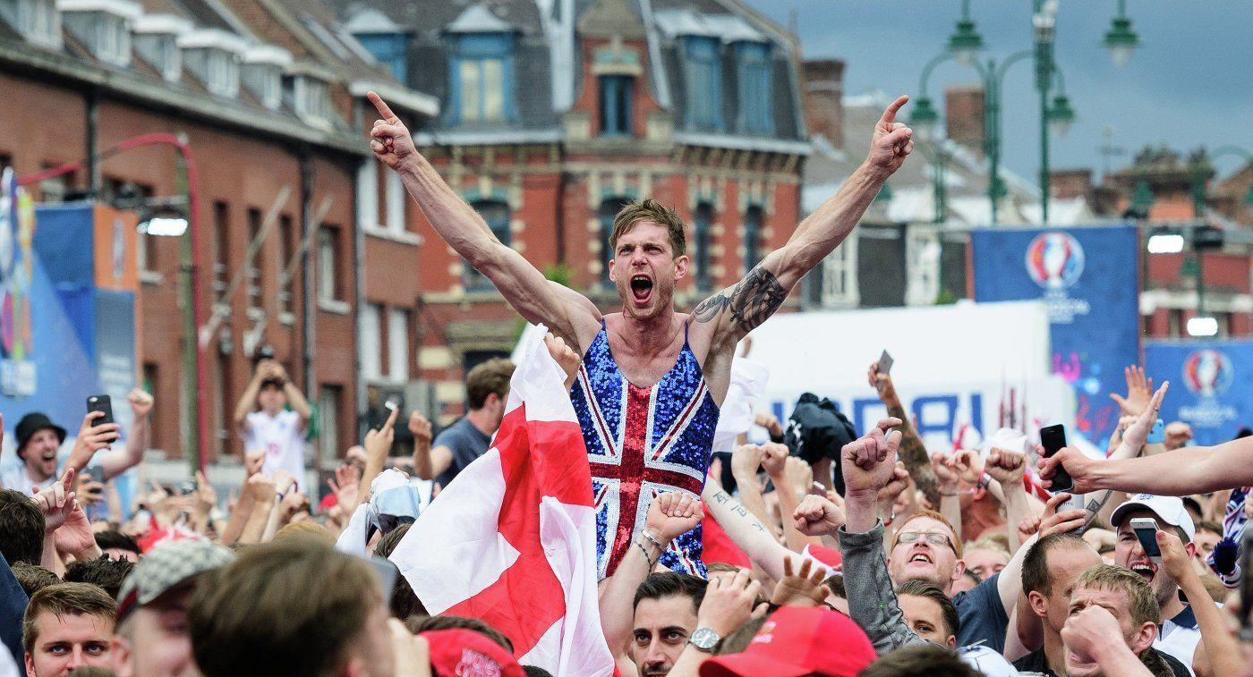 УЕФА блокирует билеты для британцев на матч Украина – Англия в Риме
