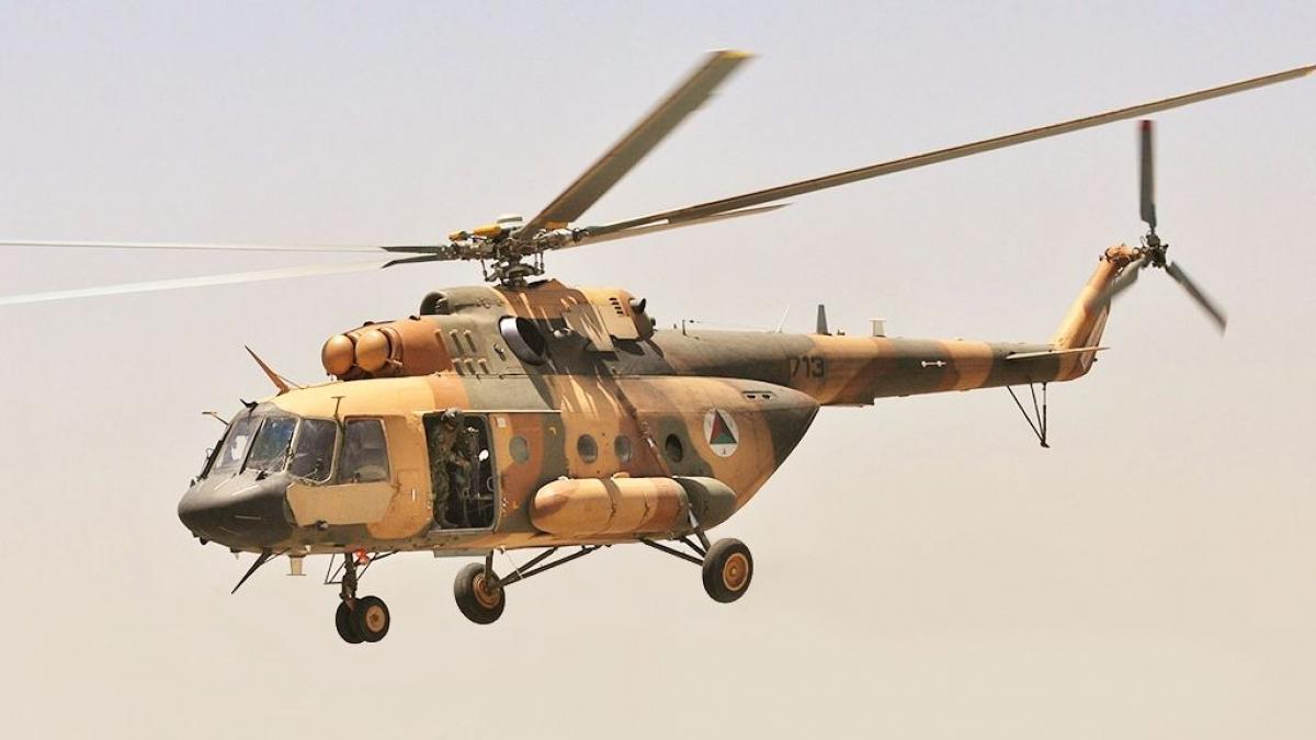 Сирия, вертолет, видео, Алеппо