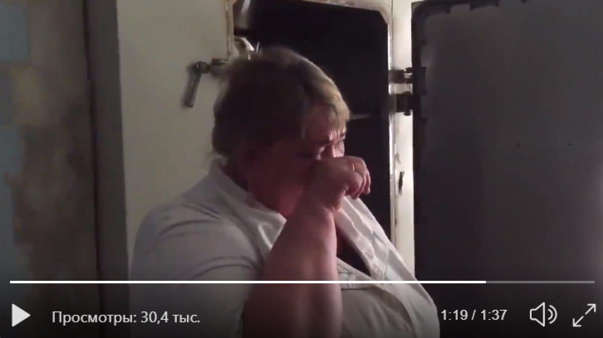 Россия, Екатеринбург, навальный, врачи, забастовка, видео