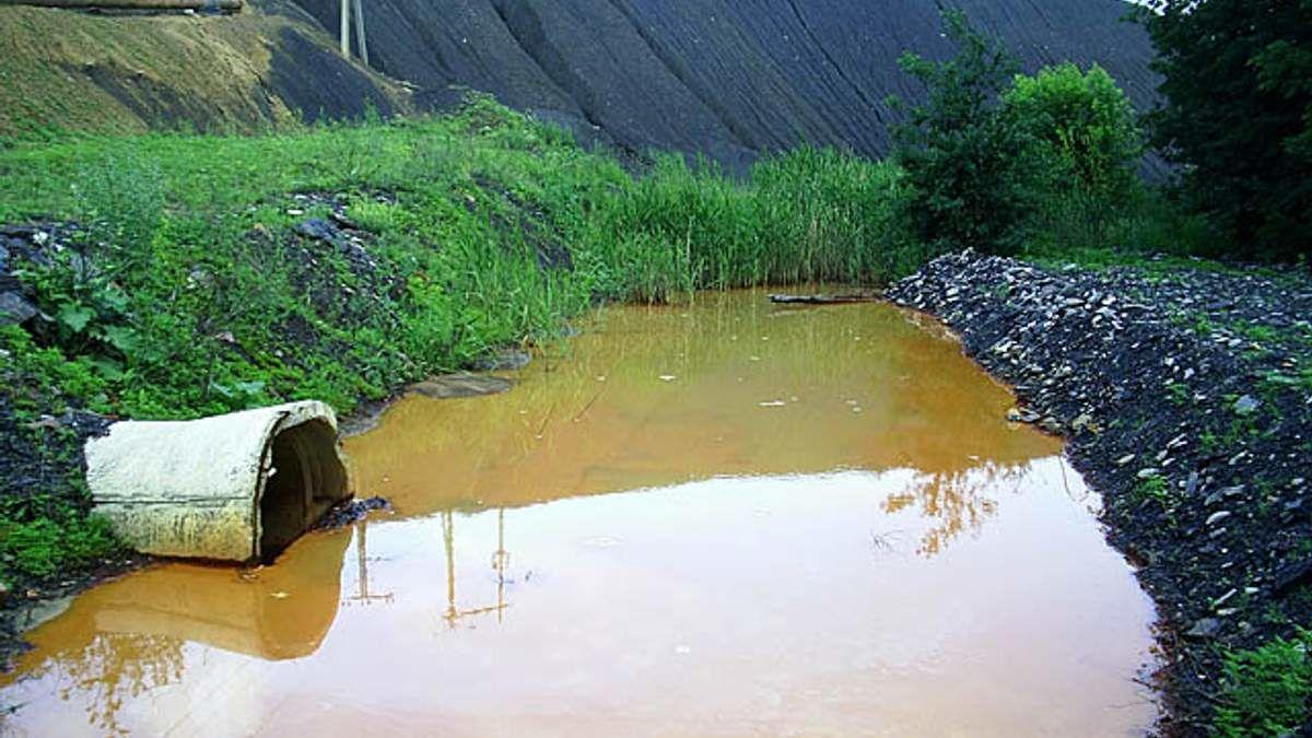 В Кабмине назвали сроки начала экологической катастрофы на Донбассе